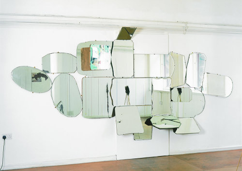tumblr_ncex771kTD1qfc4xho1_500 Jim Lambie, Perm and Blow Dry 2001 Contemporary