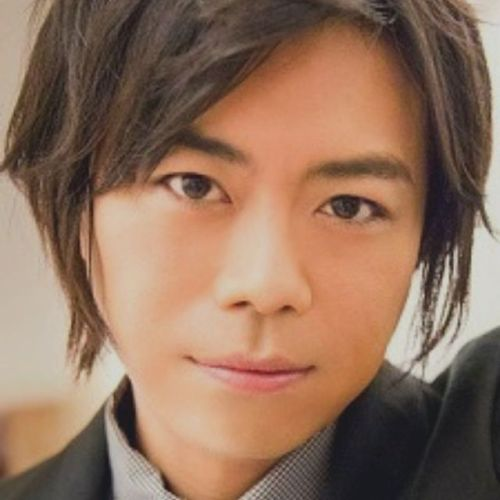 Daisuke namikawa sebagai yashiro isana. tokyo ghoul voice actors | Tumblr