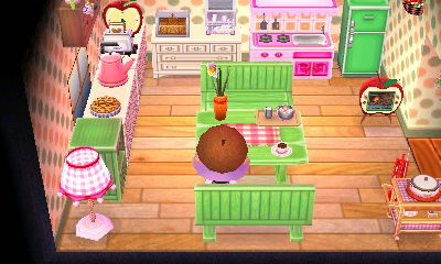 animal crossing decor ideas! - fox-teeth: My kitchen in ... on Animal Crossing Kitchen Ideas  id=54301