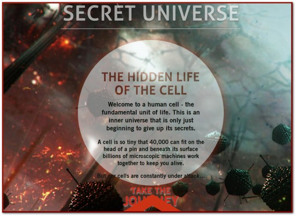 Science is Beauty • Our Secret Universe - The Hidden Life ...