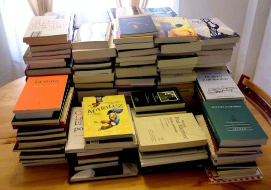 Libros para la Biblioteca de Gelves