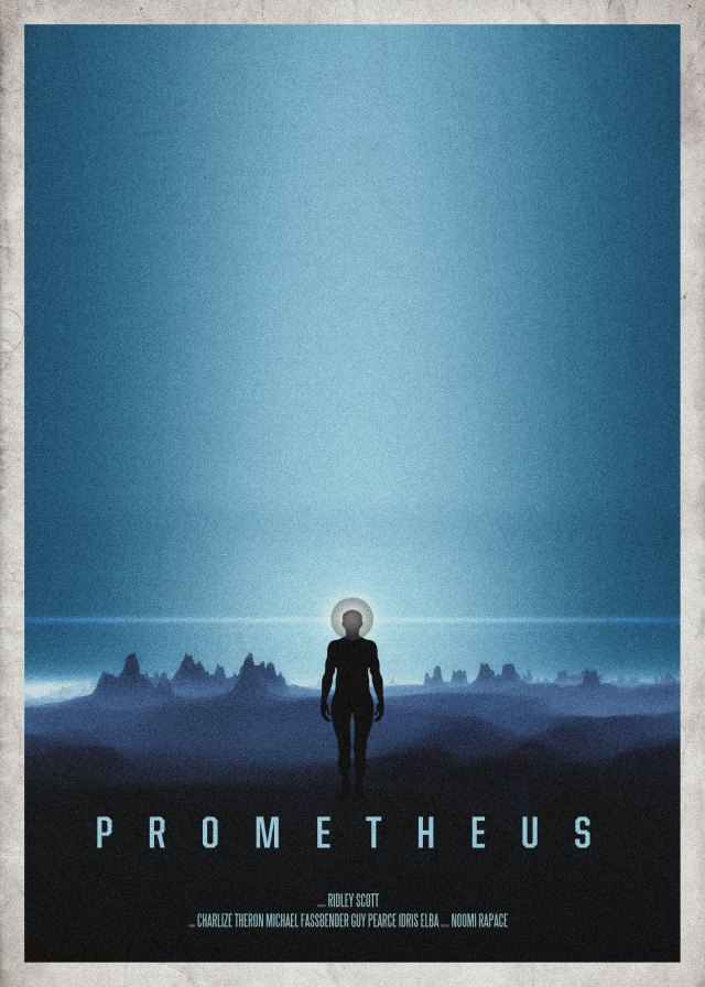Day 75 of 365 – Prometheus. Buy this Poster.