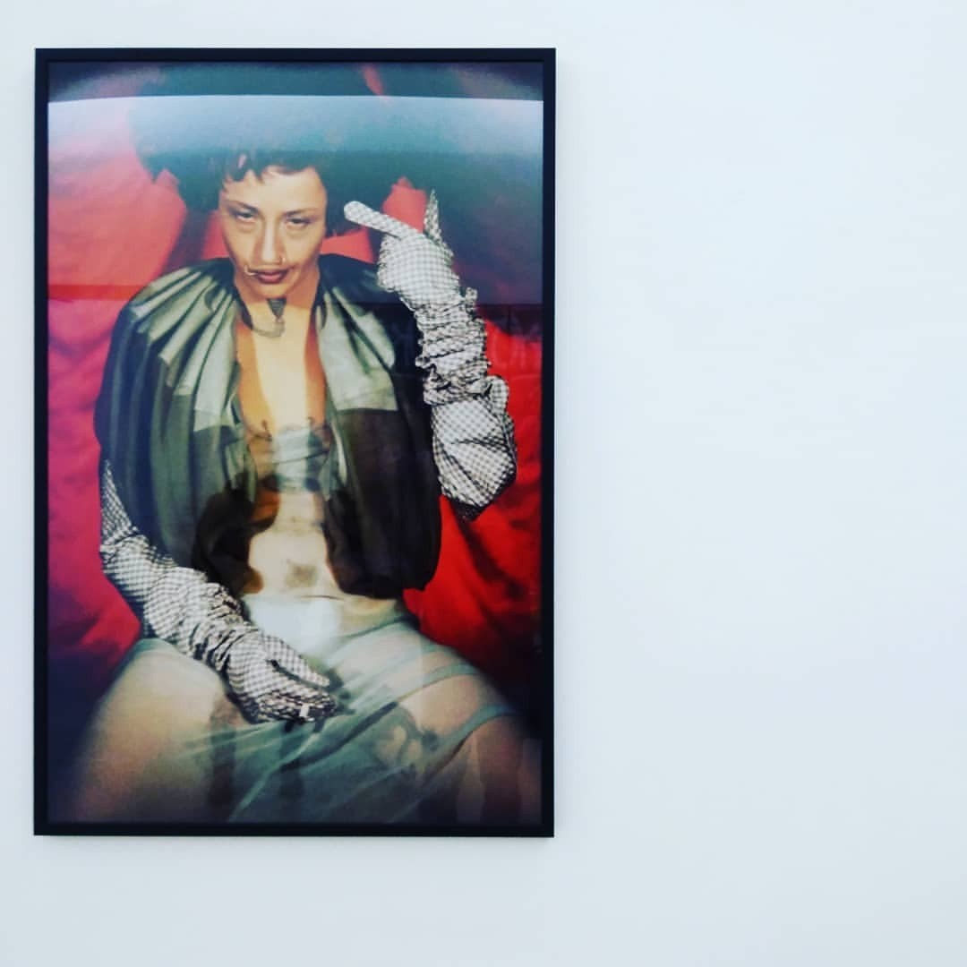 #art #mapplethorpe #people @museomadre #portrait #illustration #television  #print #painting #wear #music #bestsong #fashion...