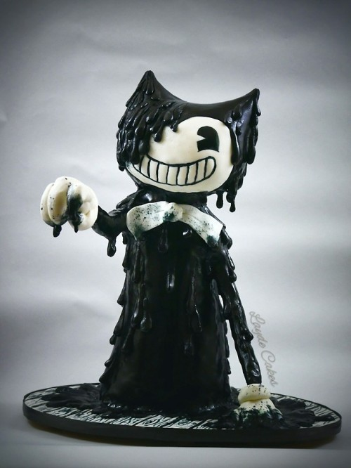 Bendy And The Ink Machine Cake Tumblr