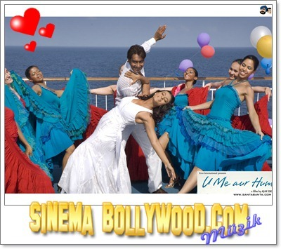U Me Aur Hum,Sen Ben ve Biz,Ajay Devgan,Kajol,Piya Thapa,Mehra,2008,157 Dak.,Hindistan,Hintçe,Nikhil,Sumeet Raghavan,Reena,Divya Dutta,Piya,