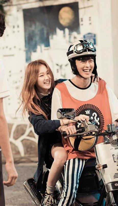 ผลการค้นหารูปภาพสำหรับ jang ki yong it's okay that's love