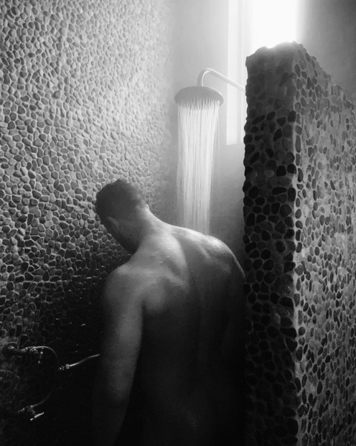 Let me shower with you, warm and long  @mitchdoueihy 1