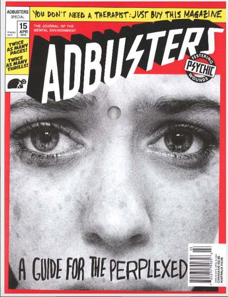 Activism Influence: Adbusters