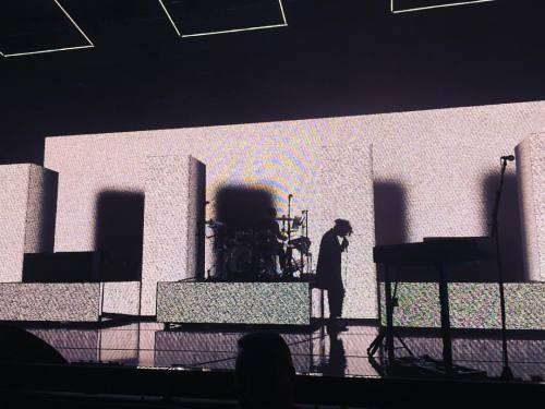 As a long time fan of @the1975music I didn't think it was possible to fall even more in love with the band, but after seeing the group perform live I've become completely addicted to their music, their aesthetic, and their image. Seeing The 1975 live...