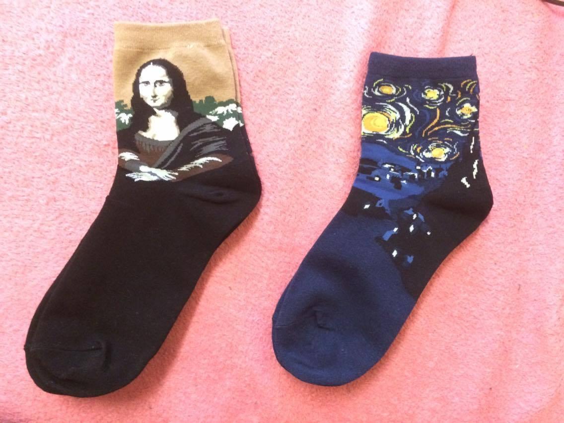 "renegade-is-in-my-blood: ""Art socks Review """
