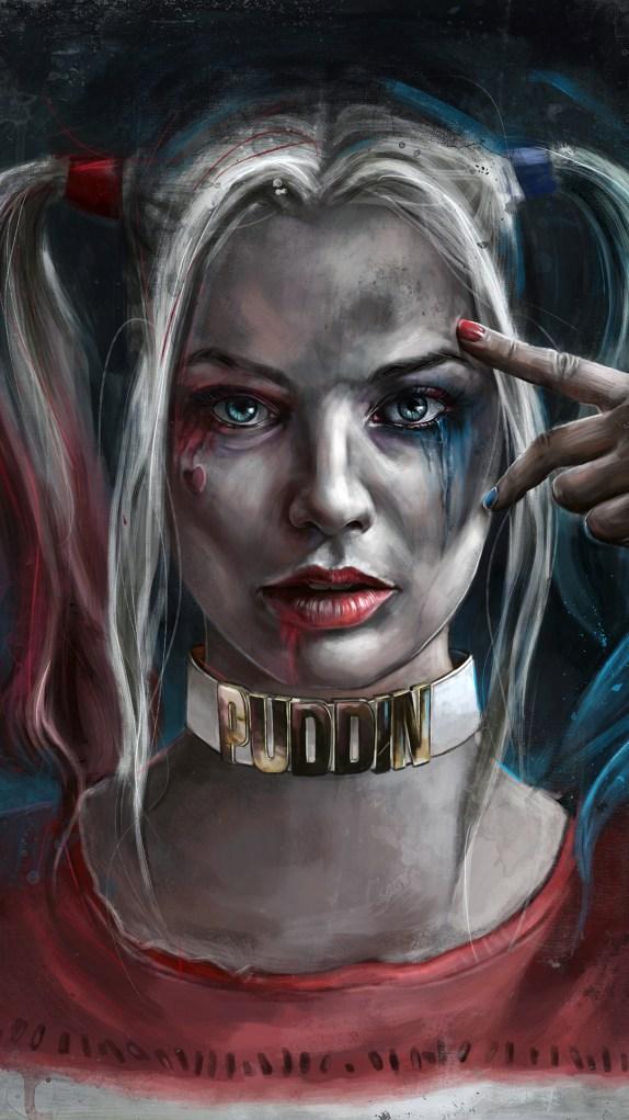 Harley Quinn Wallpaper - Android & iPhone Wallpaper
