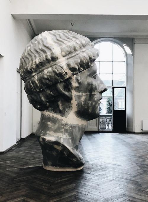 tumblr_pgnnyv4He41qfzymao1_500 just-good-design:Kunsthal Charlottenburg@kristian_n_k Contemporary