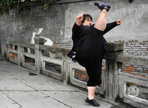La feinte du ninja, technique souvent utilisée