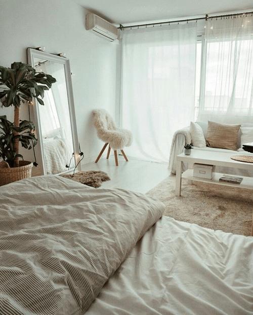 Lifestyle Bujo School Spring Bedroom Aesthetic