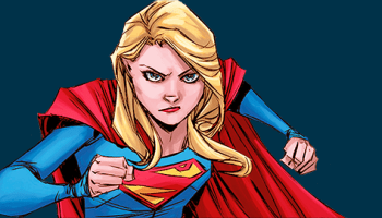 wwprice1: Supergirl redesign by Brian Ching  – DC Comics