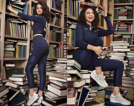 Selena Gomez x Puma Collection Look 3 – Selena Gomez