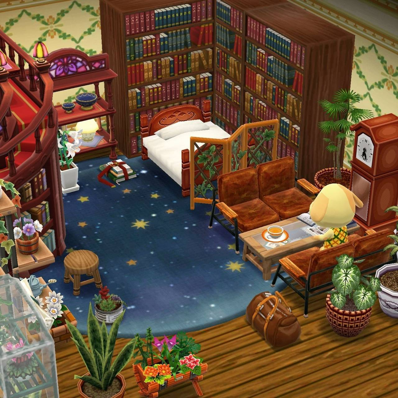 Animal Crossing Room Decoration Ideas on Animal Crossing Room Ideas New Horizons  id=52273
