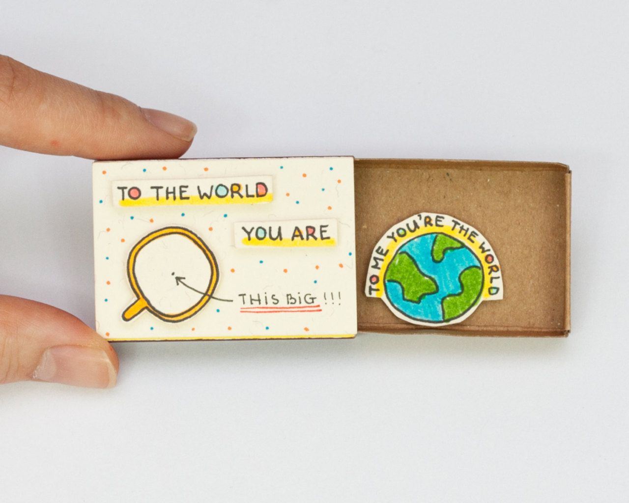 Culture N Lifestyle CNL Quirky Amp Cute Matchbox Cards
