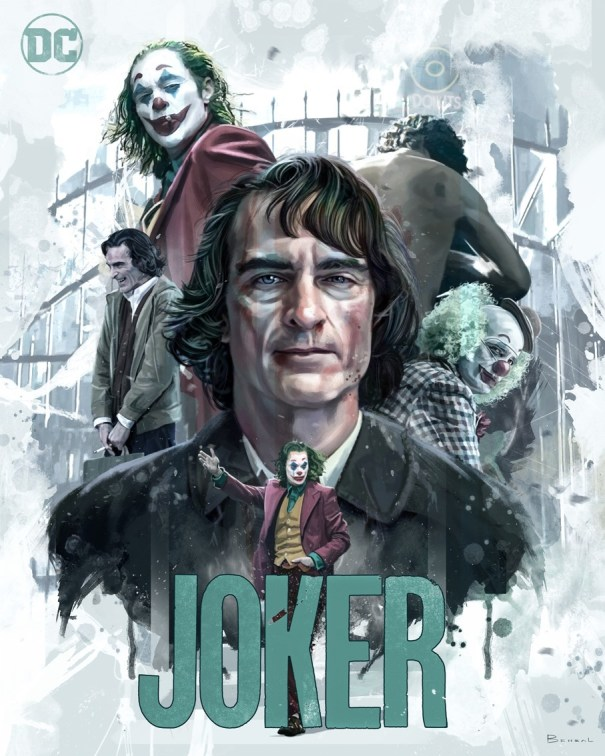 Joker Movie Poster – DC Comics