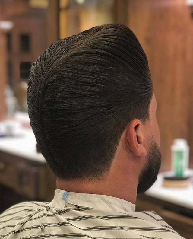 suavecito pomade — @giuseppe.vitale the barber got down with