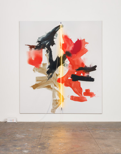tumblr_phd2oqvH921qfc4xho1_500 Mary Weatherford  Gagosian Gallery Contemporary