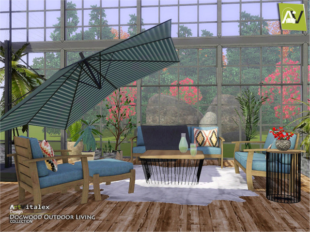 Emily CC Finds - Dogwood Outdoor Living by ArtVitalex ... on Cc Outdoor Living id=86055