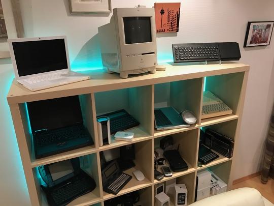 Mein Computermuseum der Apple Jahre