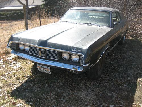 Manhattan Auto Classifieds — 1969 Mercury Cougar XR7 351 ...