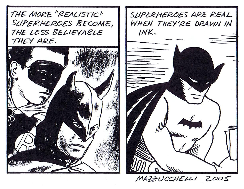 Image result for batman david mazzucchelli