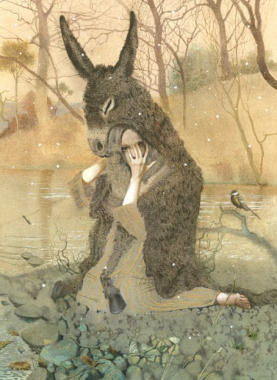 Donkeyskin isn't hugely known but it's a creepy original fairy tale. Blog by Rachel Oates