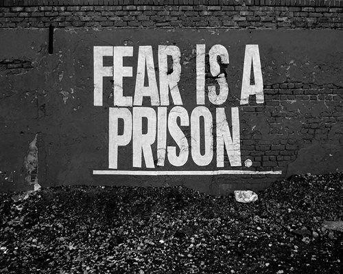 Image result for fear tumblr