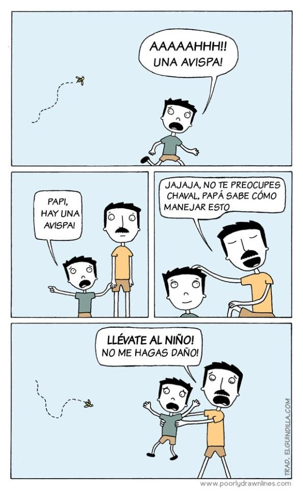 Niño escudo