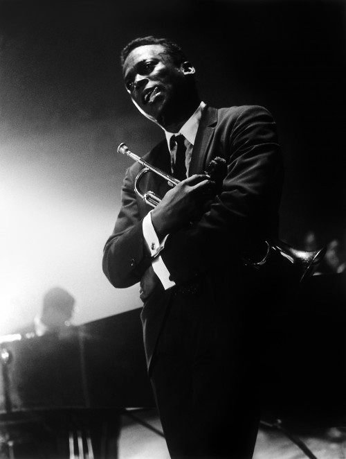 Ordinary Finds — Miles Davis, jazz great - died this day ...