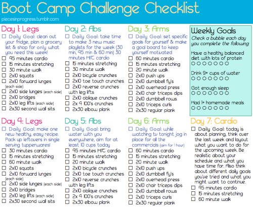 Weight Loss Challenge Prize Ideas ~ La Femme Tips