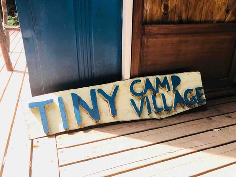 TINY CAMP VILLAGE(タイニー キャンプ ヴィレッジ)