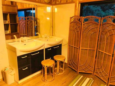 RVパークみはらしの湯のお風呂