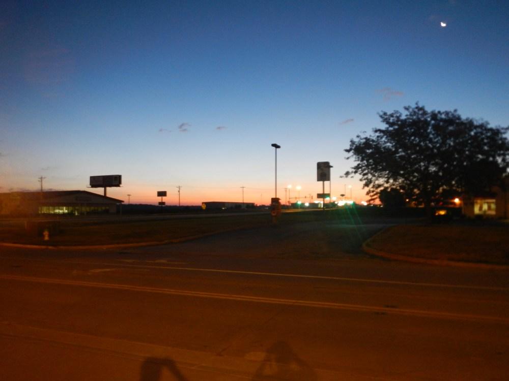Linconl , Il - St Louis, Il. 2 de septiembre (1/6)