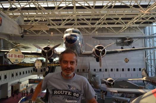 Uno de mis favoritos, el DC-3