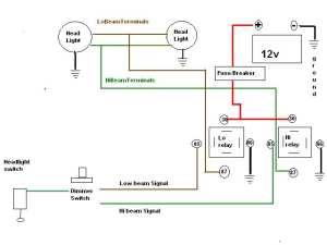 1959 Chevy Truck Headlight Switch Wiring Diagram