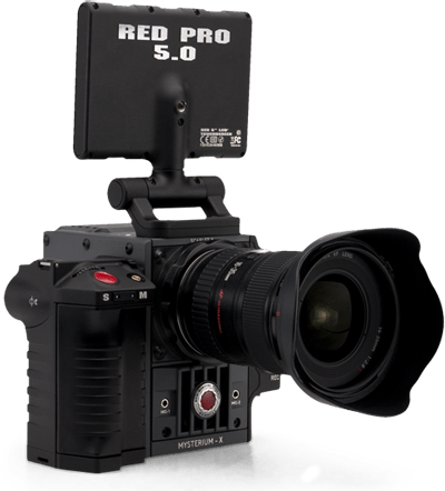 RED Scarlet Package