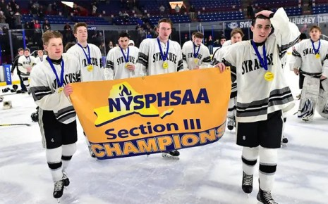 Syracuse Cougars - Section III Division I Champions