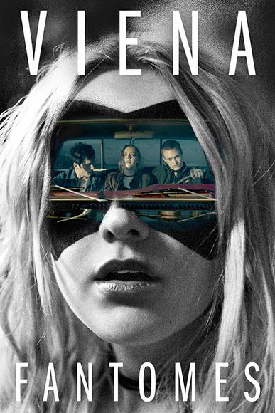 Poster do filme Viena and the Fantomes