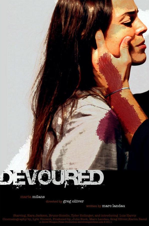 Poster do filme Devoured