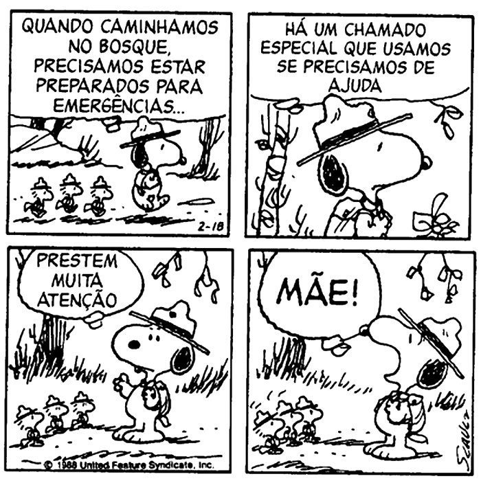 por Charles Schulz http://www.peanuts.com/