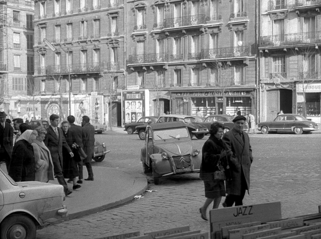 Image result for vivre sa vie paris