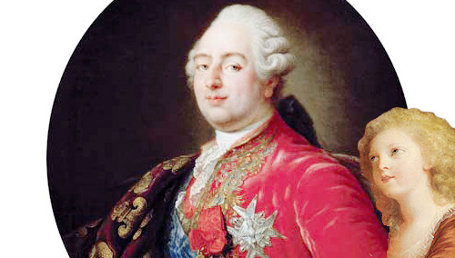 """vivelareine: """"Louis XVI and Madame Royale """"Marie Thérèse and her father shared an affectionate relationship that began during the first days of her life. Ambassador Mercy wrote, of the week after her birth, that the king """"did not want to leave the..."""