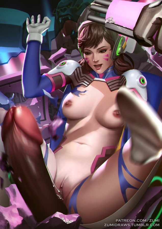 D.Va is going to get Laid