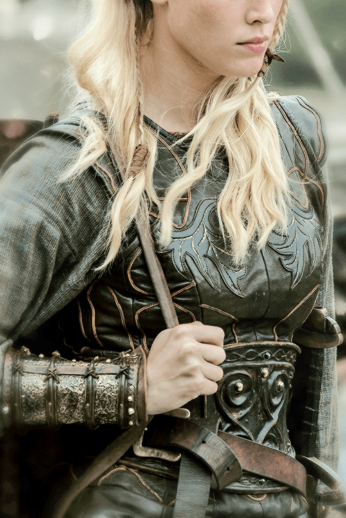"vikings-shieldmaiden: "" Thorunn  