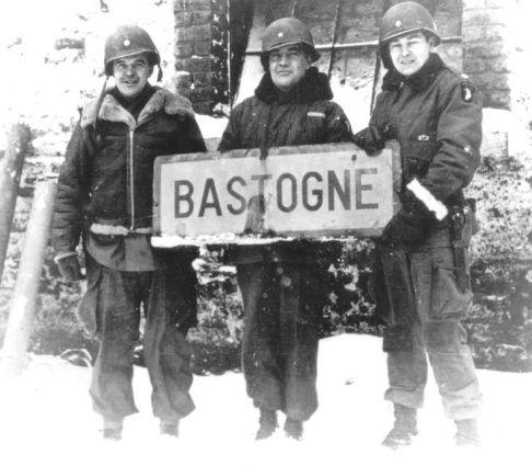 Afbeeldingsresultaat voor bastogne ww2