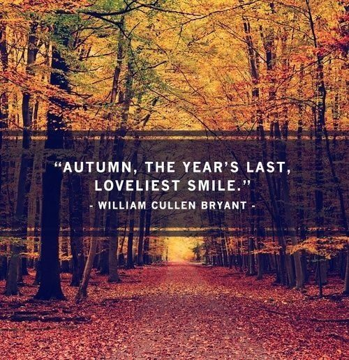 Image result for fall is coming quotes